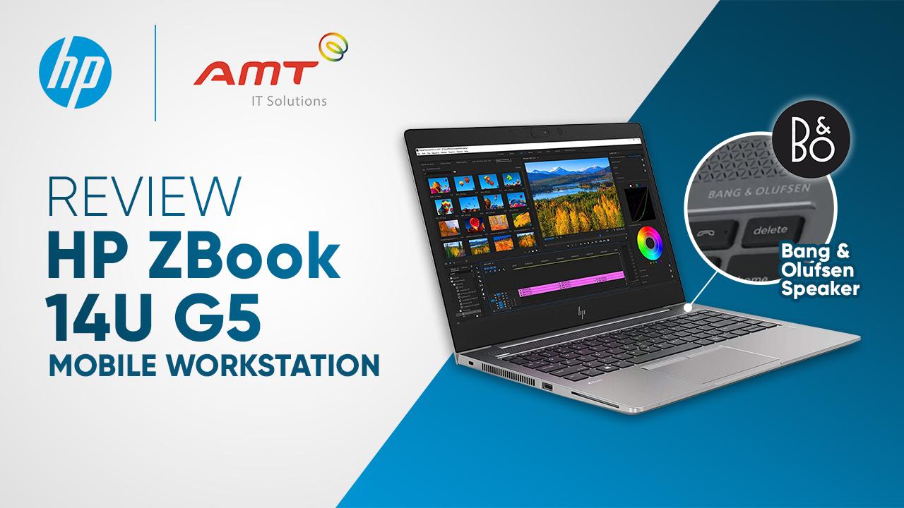 11. Review Laptop HP Zbook 14U-G5 – Laptop Canggih Serba Bisa Cocok untuk Content Creator