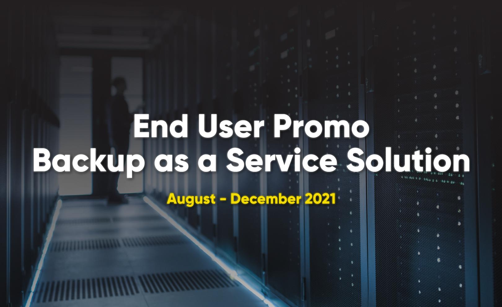 Backup as a Service – Thumbnail Promo