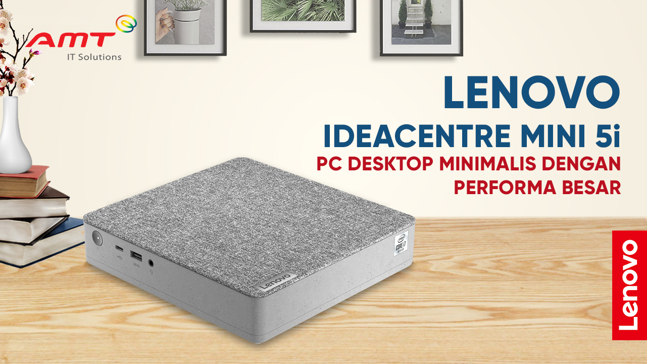 Lenovo Ideacentre Mini 5i – Thumbnail